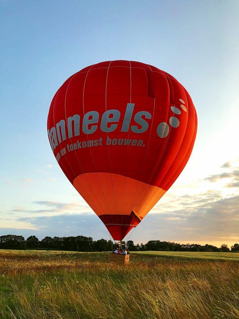 Karšto oro balionas MEŠKA, LY-BLN
